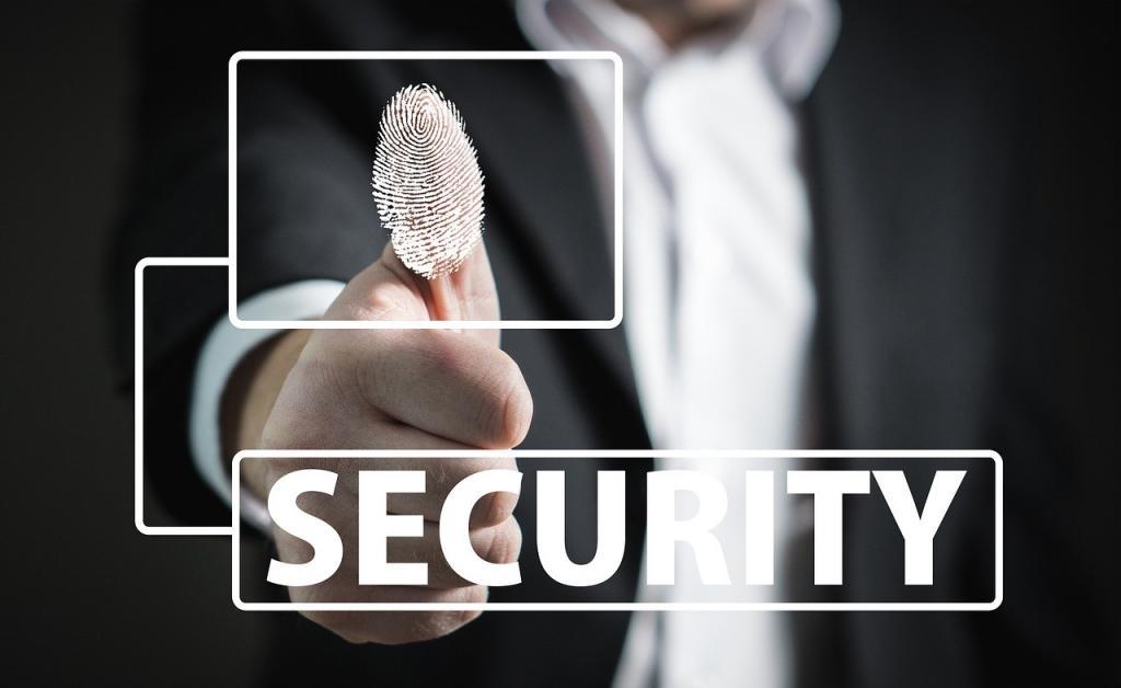 Fingerprint lock image