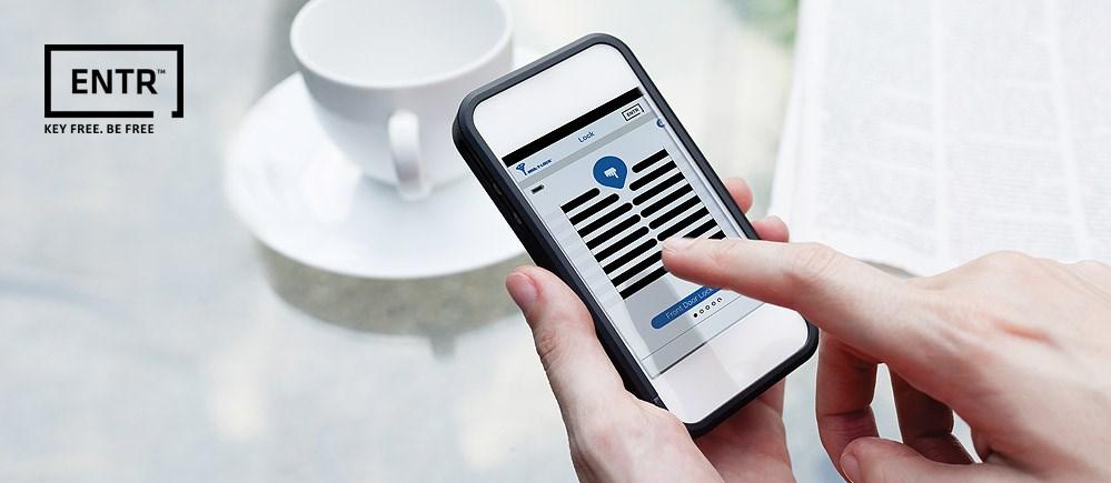 ENTR Smartphone app